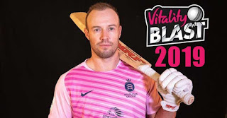 Sussex vs Hampshire Vitality Blast Today Match Prediction