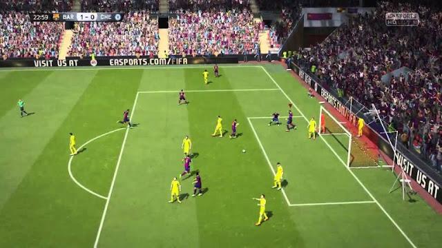 FIFA 15 Free Download PC Game Full Version
