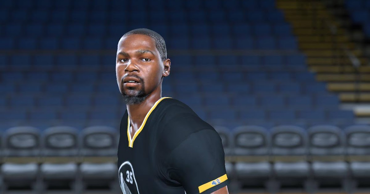DNA Of Basketball | DNAOBB: NBA 2K17 Kevin Durant Cyberface Finals Edition v2 by RKJ