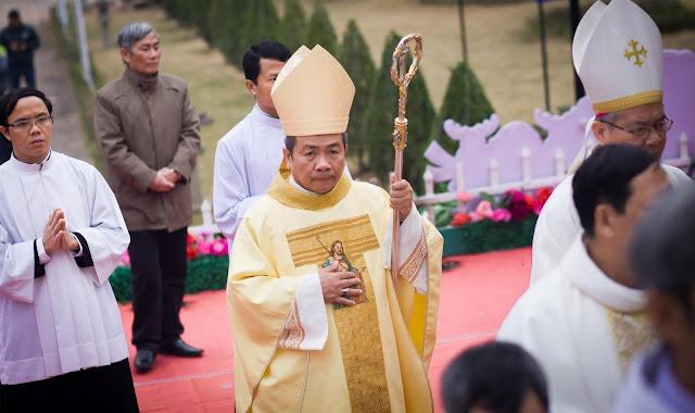 Lễ truyền chức Phó tế và Linh mục tại Giáo phận Lạng Sơn Cao Bằng 27.12.2017 - Ảnh minh hoạ 63