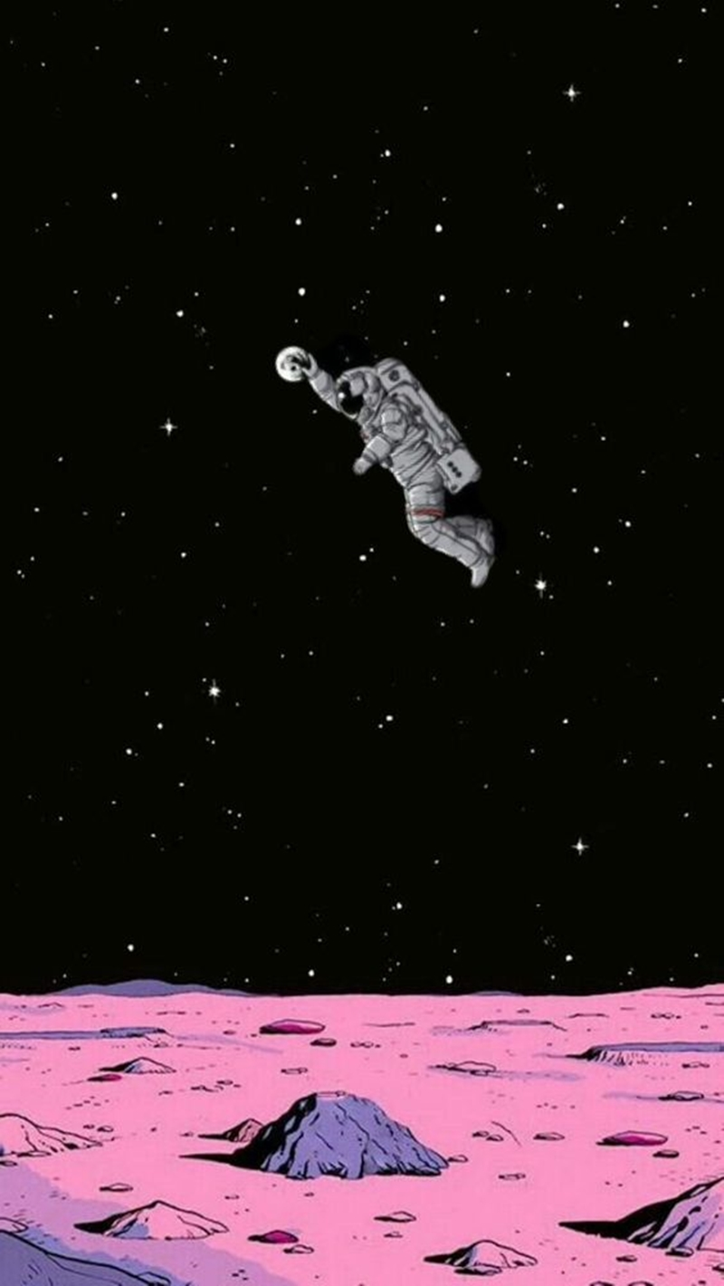 Wallpapers Tumblr Para O Seu Celular Space Words Art