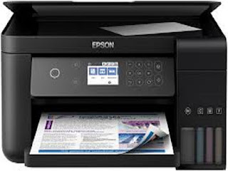 Image Epson EcoTank ITS L4160 Printer