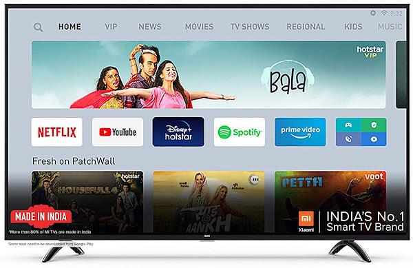 Mi TV 4X Ultra HD Android LED TV