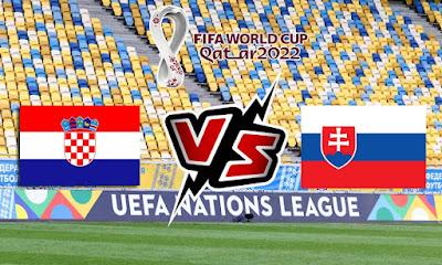 سلوفاكيا و كرواتيا بث مباشر