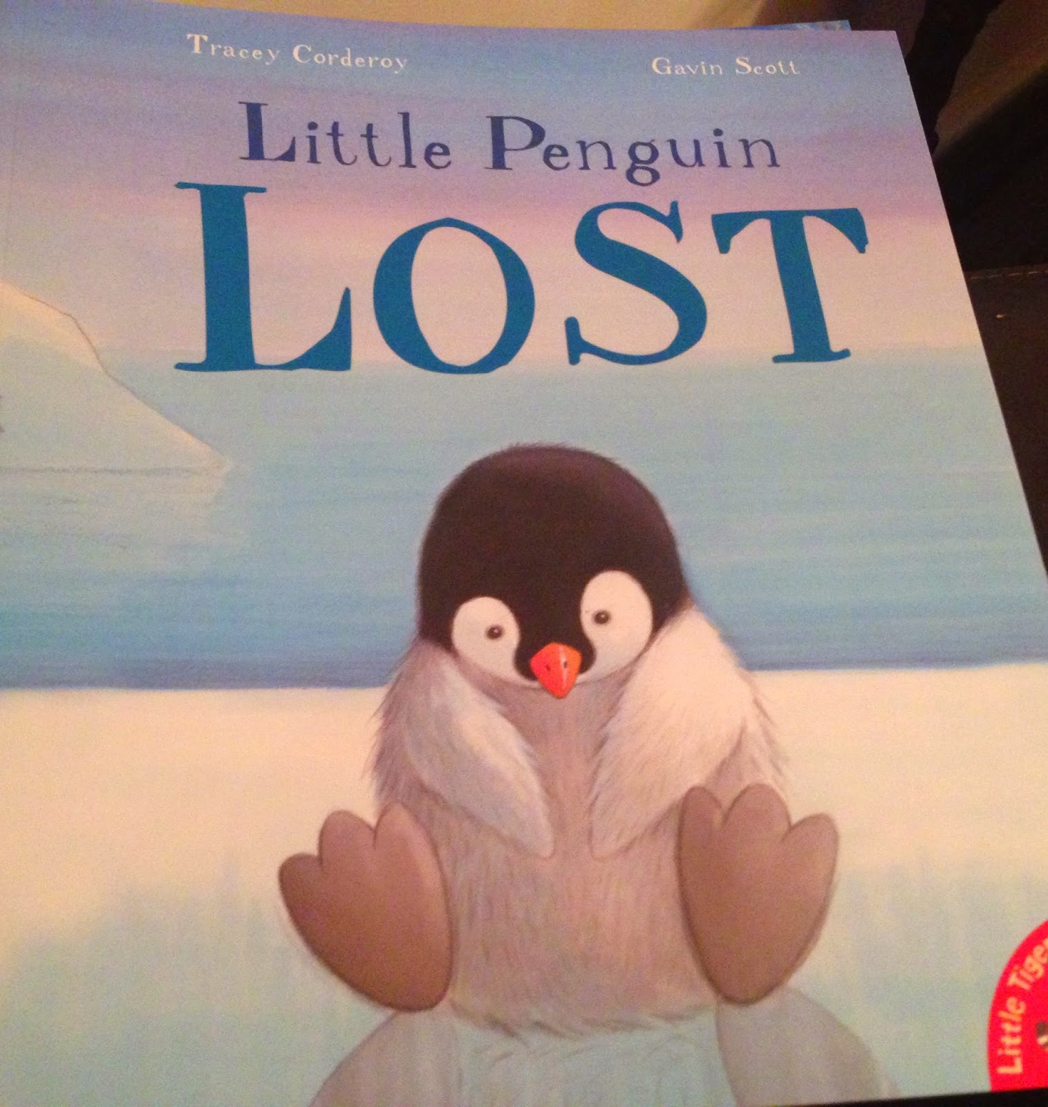 Our Christmas Book Advent tree | Ideas for the Best Children's Books to Buy this Christmas - Little Penguin Lost