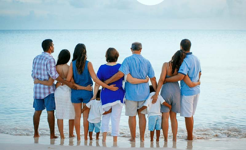5 Places to Have Your Next Family Reunion