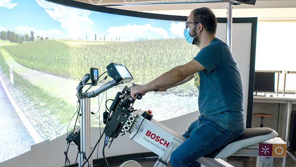 Bosch procura 100 voluntários para teste de tecnologia inovadora em motociclos em Braga