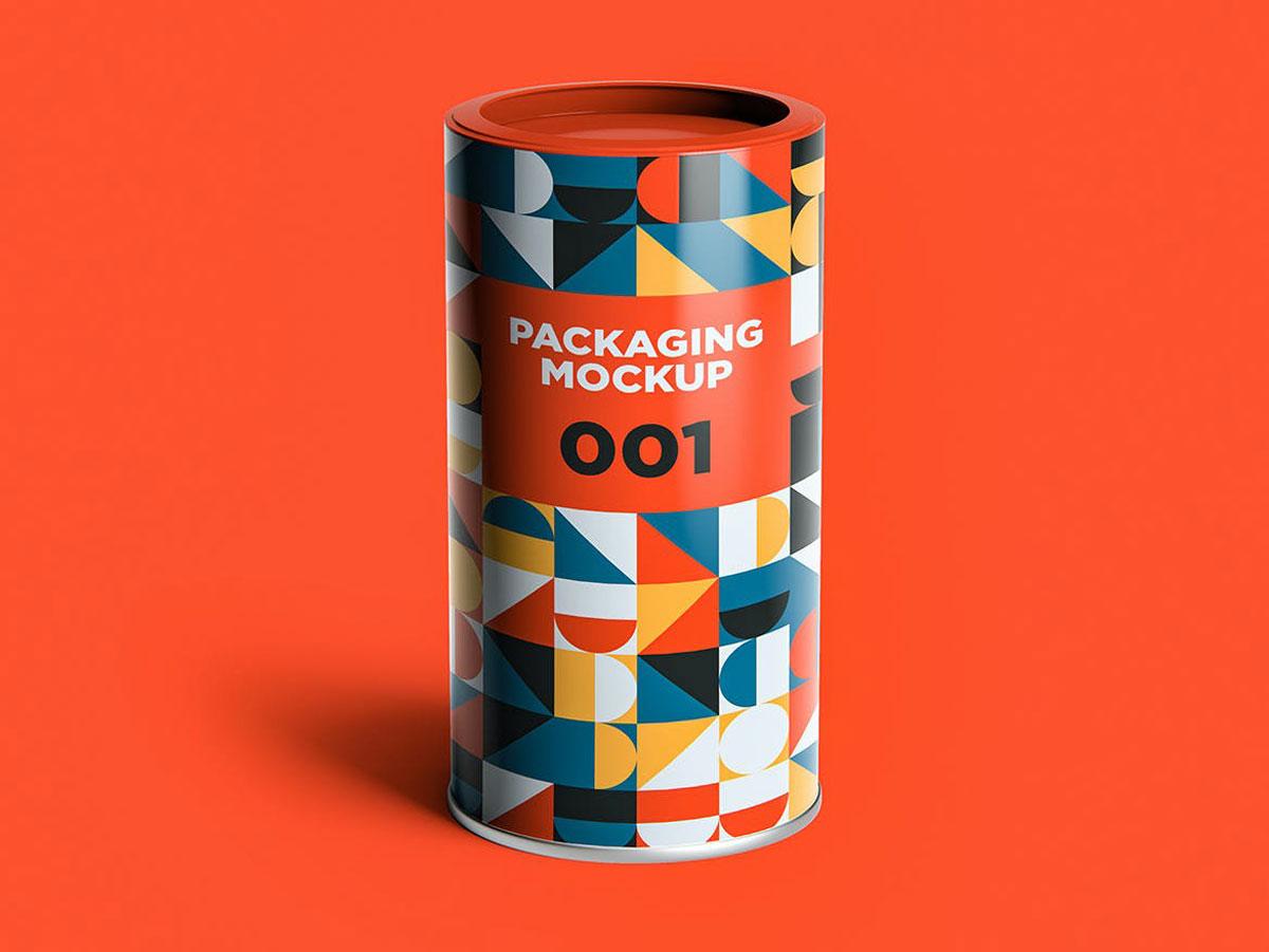 Packaging Mockup 00