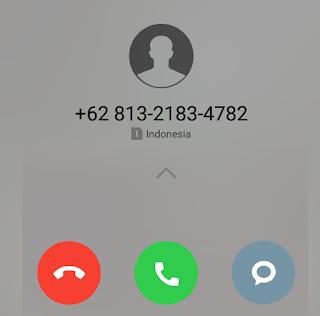 cek nomor telkomsel sendiri di HP teman