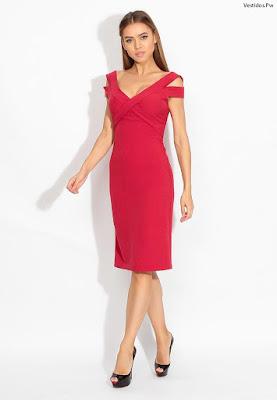 modelos de vestidos con tirantes