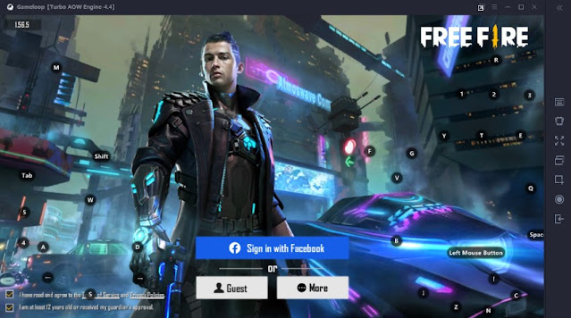 Cara Download Free Fire di Laptop dan PC 2 Cara Download Free Fire di Laptop dan PC 2021