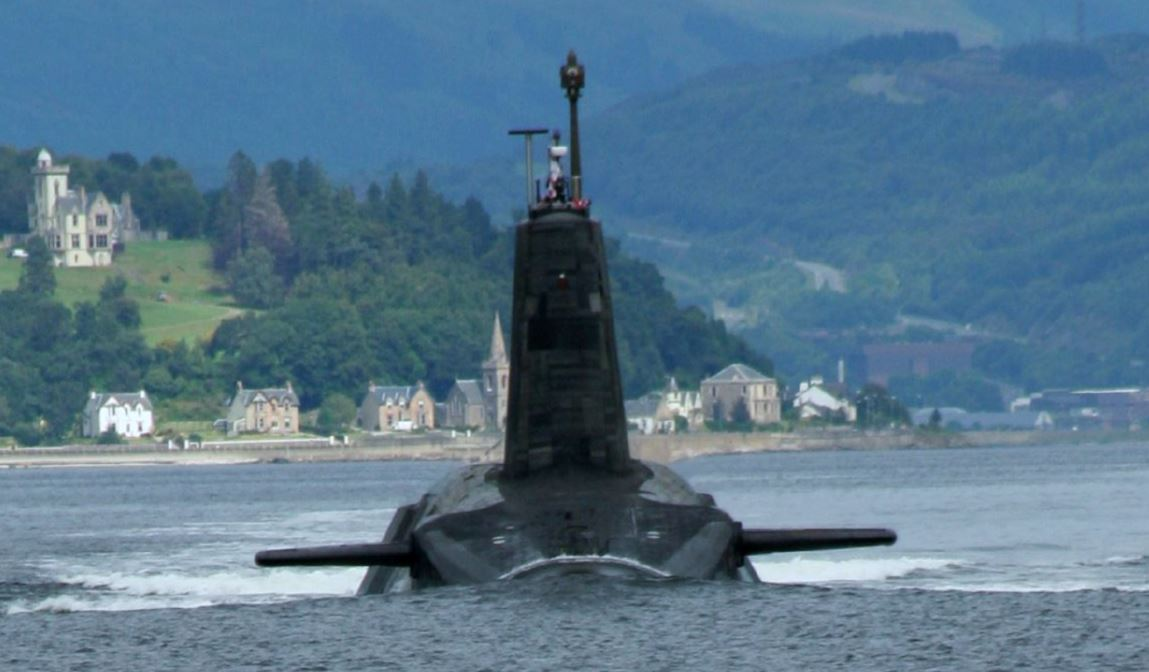 New Submarines with Nuclear Weapons