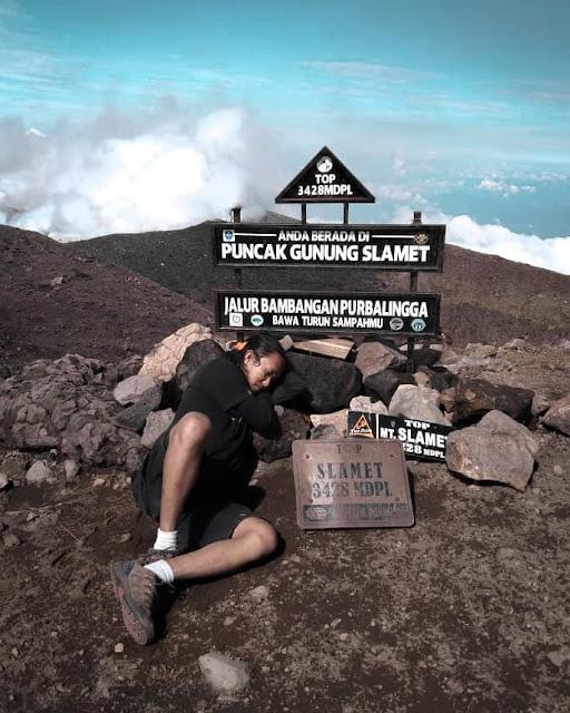 pendakian gunung slamet jalur bambangan purbalingga