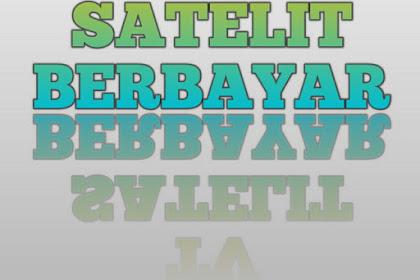Daftar TV Berbayar Satelit di Indonesia