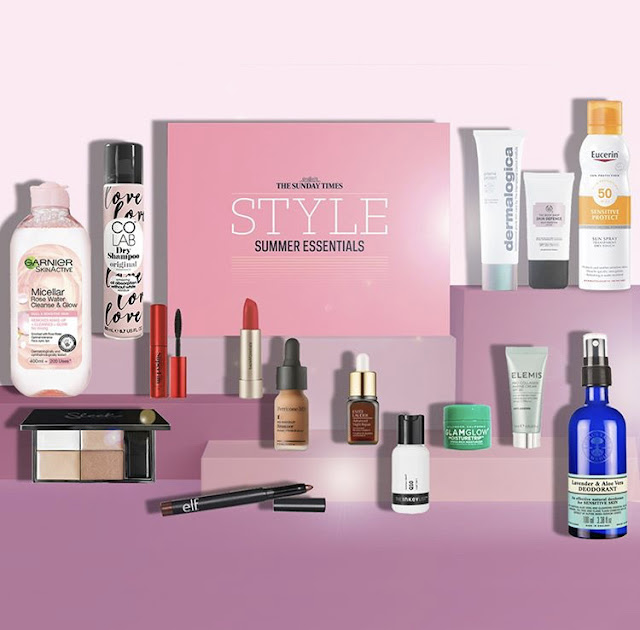 Latest In Beauty STYLE Summer Essentials Box