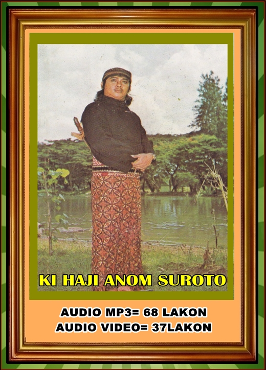 Anom Suroto Mp3 : suroto, Download, Video, Wayang, Kulit, Dalang, Sugito