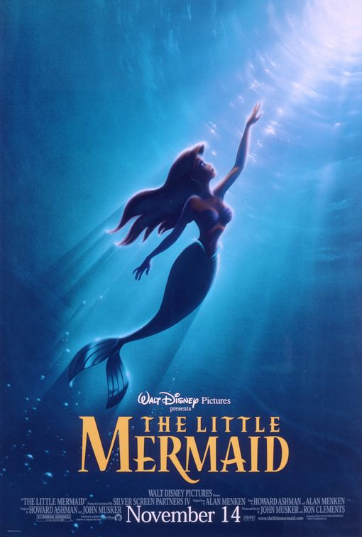 4240bd34f6 first impressions: The little Mermaid
