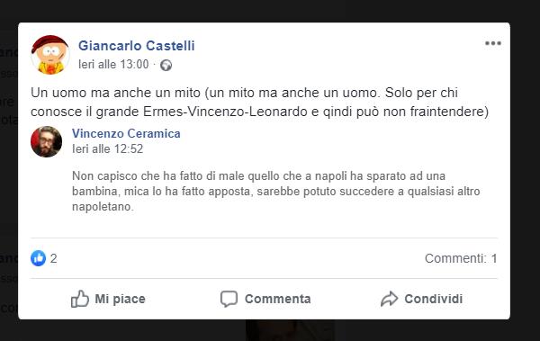 9f27ef8663 riportato ha scritto una ... imbecillità . Concordo parzialmente con  l'articolo dek https://www.ilmattino.it/napoli/cronaca/ Lunedì 13 Maggio  2019, ...