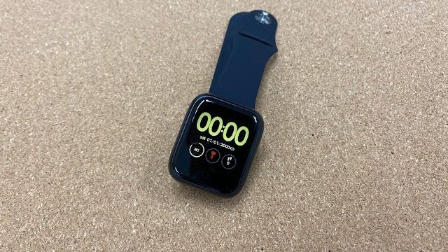 【科技新品】日本黑い Kuroi Cass 1 智能手錶 幾百元好抵玩