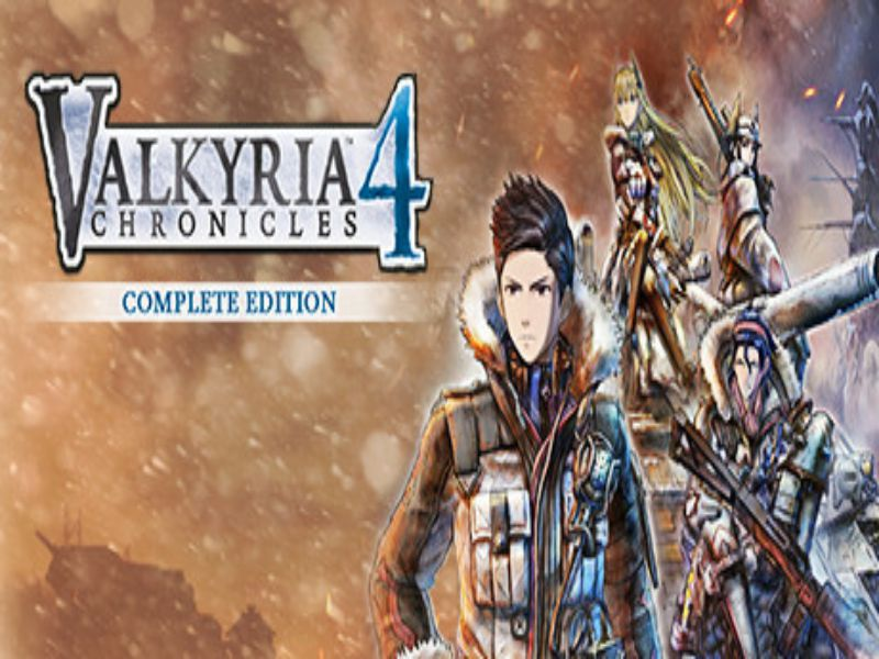 Download Valkyria Chronicles 4 Game PC Free