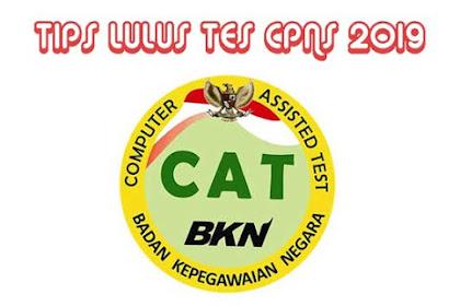 Tips Menjawab Soal Tes CPNS di Sistem CAT BKN Agar Lulus CPNS 2019