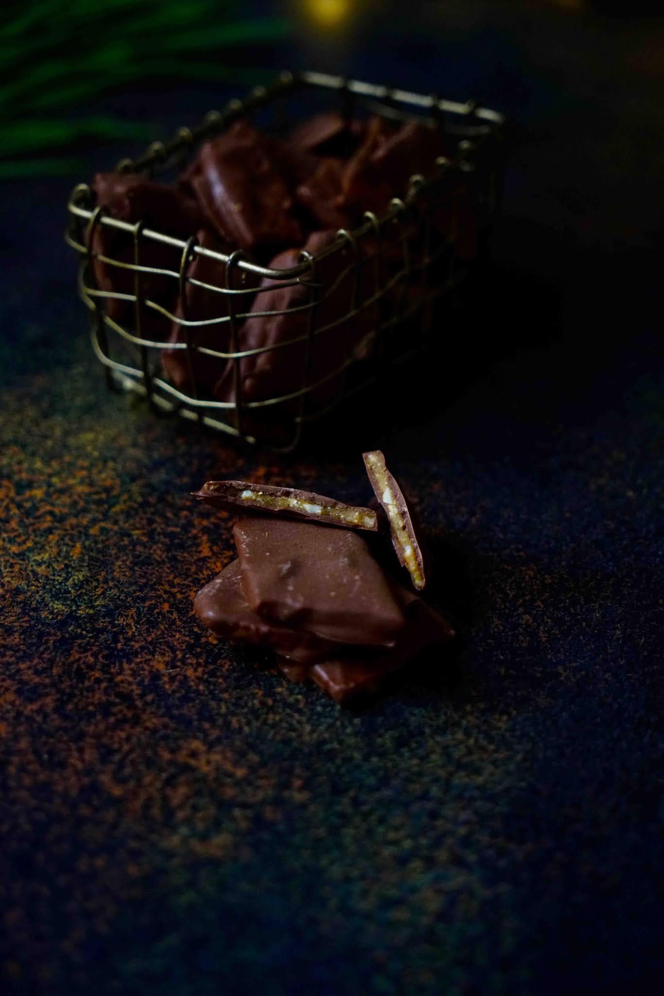 spécialité suédoise , caramel , chocolat