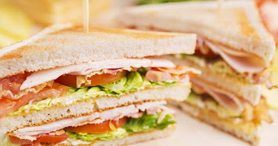 Club Sandwich Cheese