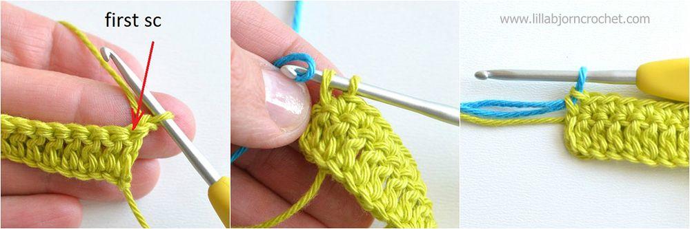 Nya Mosaic Blanket_FREE crochet pattern by www.lillabjorncrochet.com