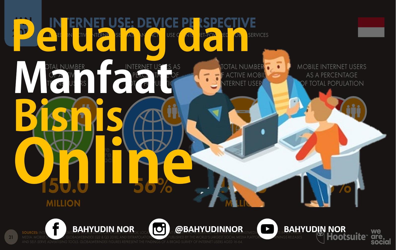 Peluang dan Manfaat Bisnis Online Yang Perlu Di ...