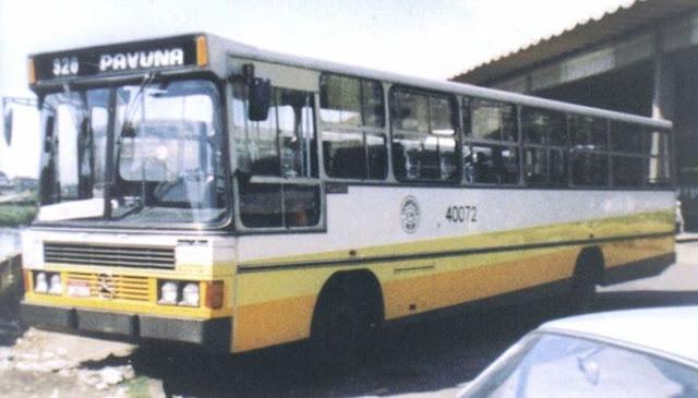 Transportes Mosa - Nos subúrbios da E.F. Rio D'Ouro e Leopoldina