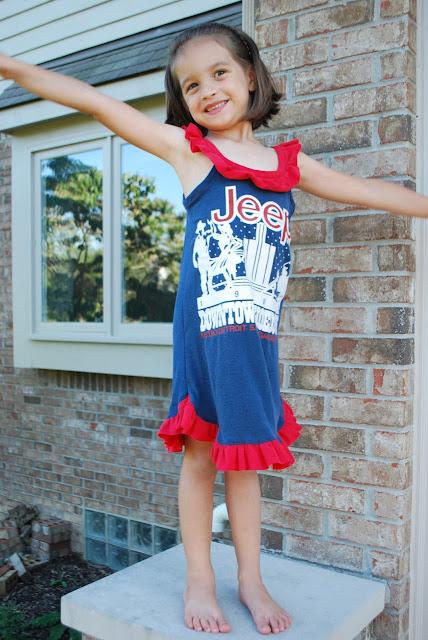 269edd665deecc Как из старых футболок сшить ночную сорочку для девочки 5-ти лет. Обсуждение  на LiveInternet - Российский Сервис Онлайн-Дневников