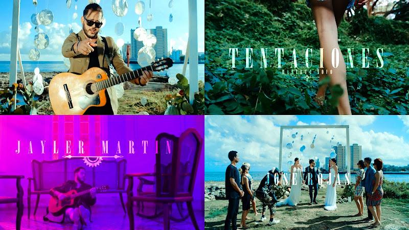 Jayler Martin - ¨Tentaciones¨ - Videoclip - Director: Jose Rojas. Portal Del Vídeo Clip Cubano