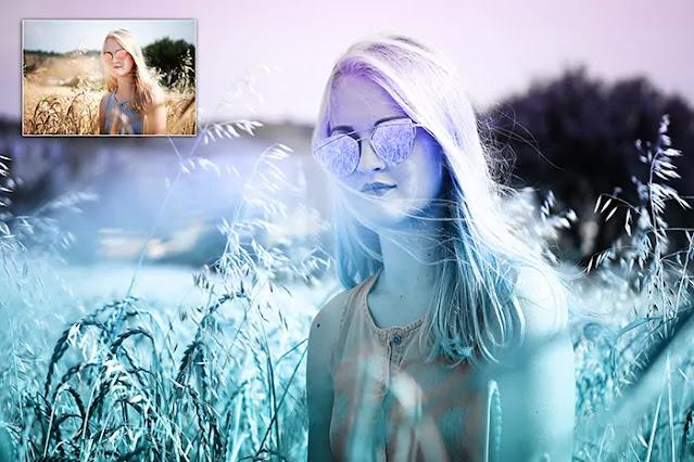 New Photoshop Pastel Gradients