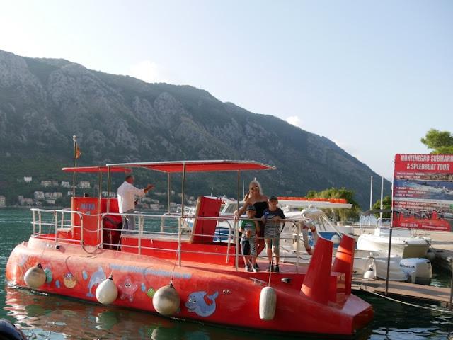 Montenegro retket