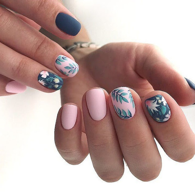 2019 Trendy and Creative Nail Designs to Try
