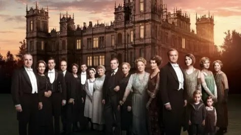 Have you heard of the show Downton Abbey?