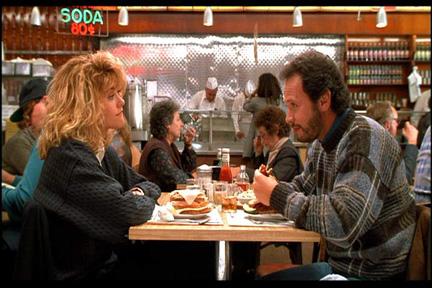 Restaurant quand harry rencontre sally