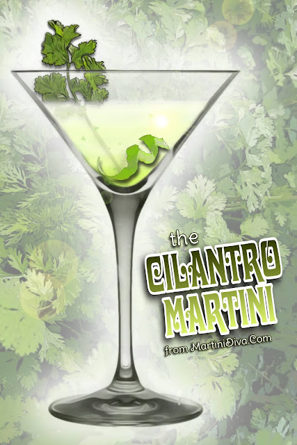 Cilantro Martini Recipe