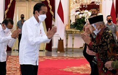 Wacana Presiden 3 Periode, Amien Rais: Kalau Betul, Kita Bisa Katakan Innalillahi...