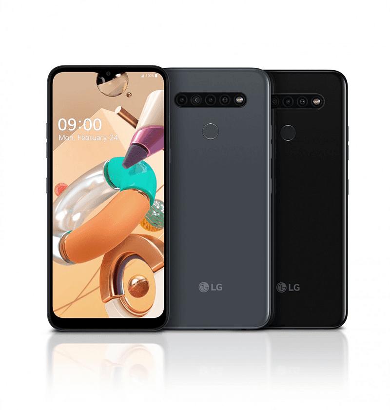 LG announces K41S, K51S, and K61 mid-range smartphones
