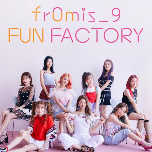 fromis_9 - FUN FACTORY rar