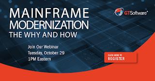 Mainframe Modernization webinar
