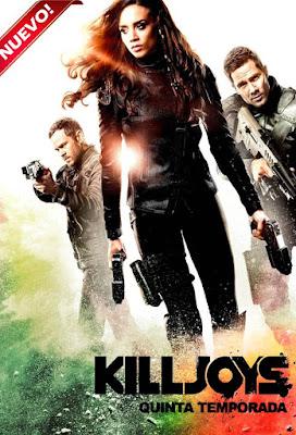 Killjoys (TV Series) S05 DVD R1 NTSC Sub 2xDVD5