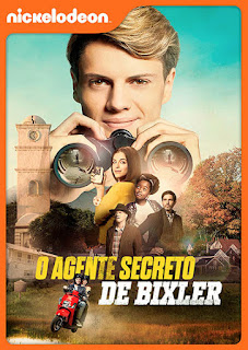 O Agente Secreto de Bixler - HDRip Dublado