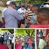 TIRAO A LAS CALLES!! Diputado Miguel Florián recorre la costa de Barahona acompañado de todos sus síndicos.