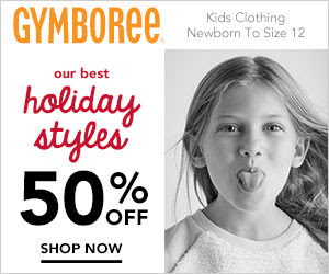 Gymboree's Holiday Collection