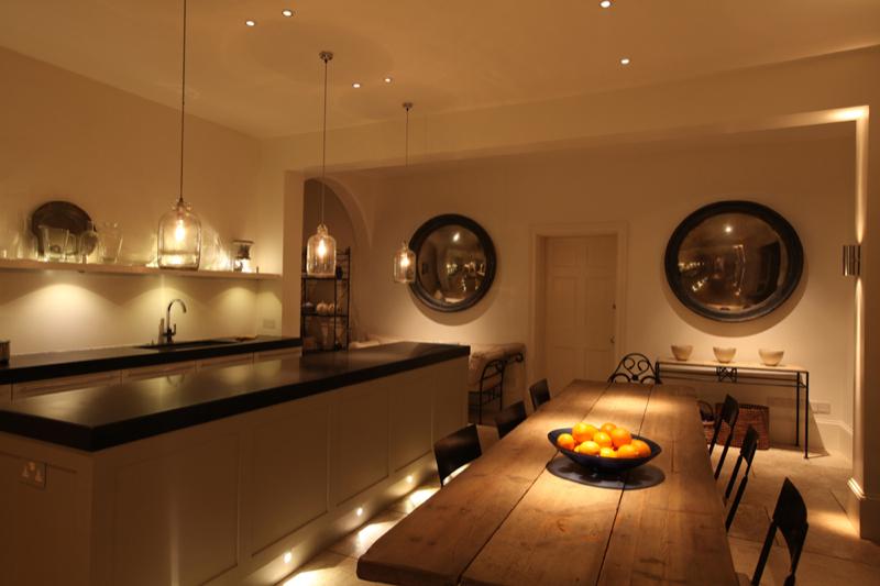 Lighting Basement Washroom Stairs: Design Seeker