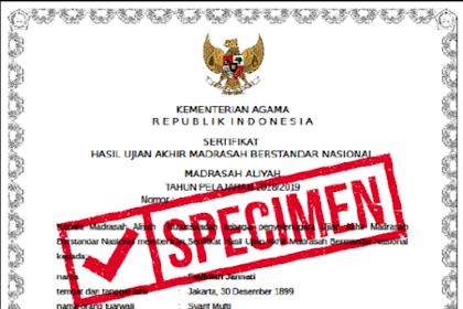 Langkah-Langkah Pelaksanaan UAMBN-BK 2019