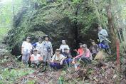 Pemerintah Desa Penyuguk Kecamatan Ella Hilir Lakukan Pemetaan Wilayah Desa