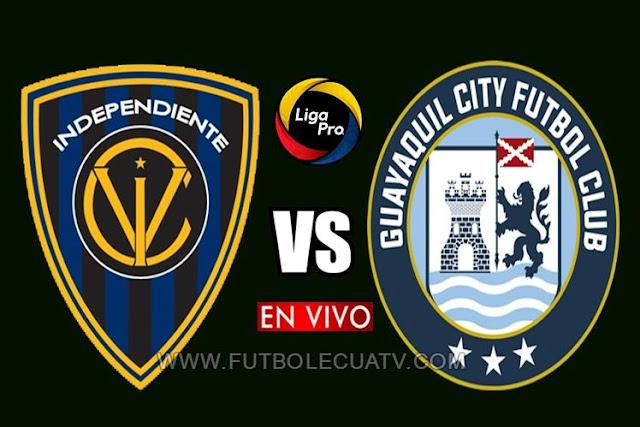 Independiente del Valle se enfrenta a Guayaquil City en vivo 📱 desde las 16h15 horario local por la fecha 18 del torneo nacional 🏆 a efectuarse en el Estadio Rumiñahui, siendo el árbitro principal Diego Lara con transmisión del canal oficial GolTV Ecuador.